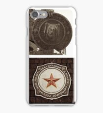 Unusual arts from images of the letters iPhone Case/Skin