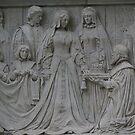 Westminster stonemasonry by BronReid