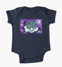 Galaxy Cheshire Cat One Piece - Short Sleeve
