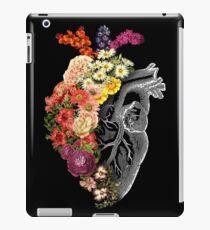 Vinilo o funda para iPad Flor corazón primavera