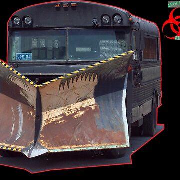 apocalypse auto plow bus by id0ntcare