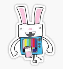 Bunny Ears Sticker