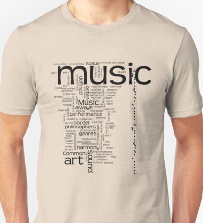 MUSIC is ART T-Shirt