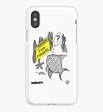 Fish Fingers ? iPhone Case
