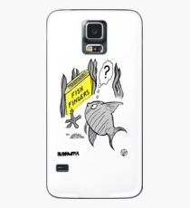 Fish Fingers ? Case/Skin for Samsung Galaxy