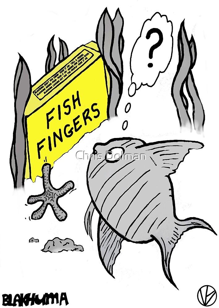 Fish Fingers ? by Blakhuma