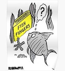 Fish Fingers ? Poster