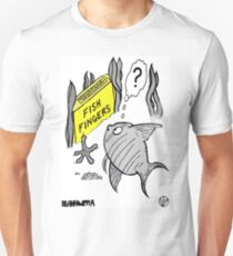 Fish Fingers ? T-Shirt