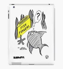 Fish Fingers ? iPad Case/Skin