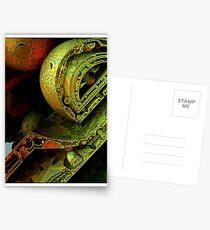 Mandelbulb Postcards