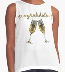 Congratulations Cheers! Sleeveless Top