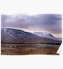 Whernside Fell Poster