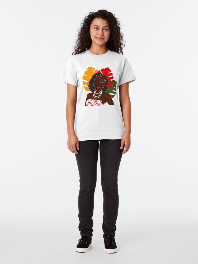 Alternate view of Festival pop art print Classic T-Shirt