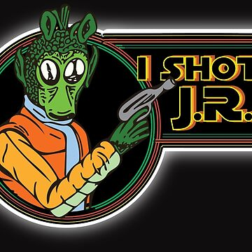 Star Wars - Greedo - I Shot J.R. by Midwestern