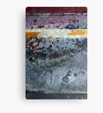 ground layer Canvas Print