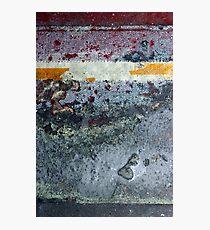 ground layer Photographic Print