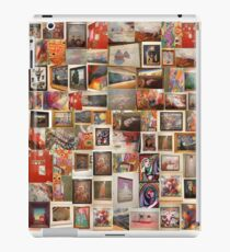 art work collage iPad Case/Skin