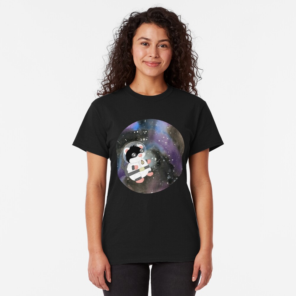 Space Hamster Classic T-Shirt