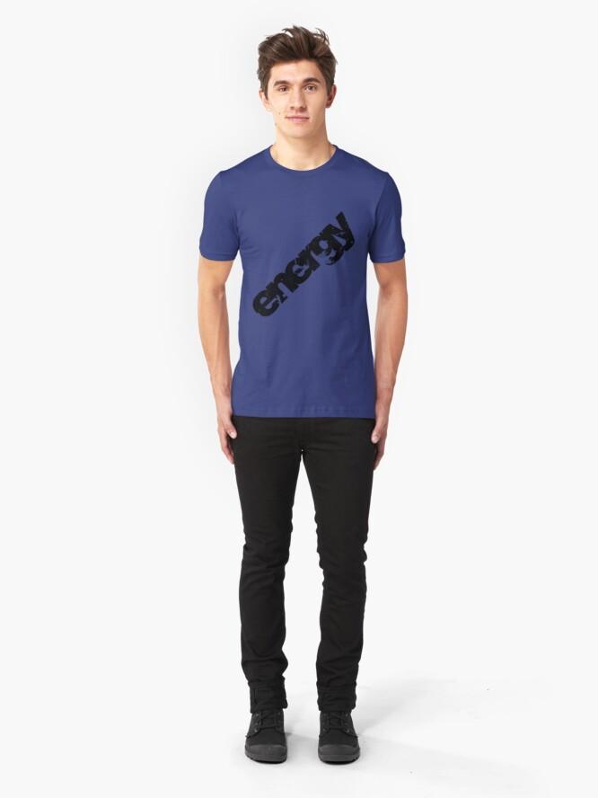 Alternate view of Energy III. Slim Fit T-Shirt