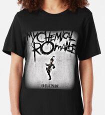 my black parade chemical 2019 husada romance Slim Fit T-Shirt