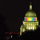 Providence State House dome by endomental Artistry