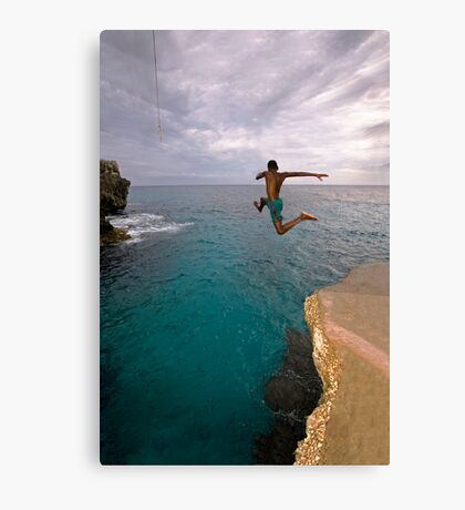 Jumpin' Jamaica Canvas Print