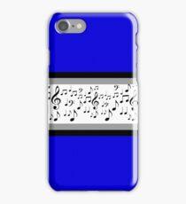 Musical Blue Spiritwear - Thick iPhone Case/Skin