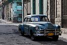 Yank Tank, Havana, Cuba by David Carton