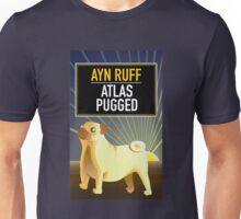 Atlas Pugged Unisex T-Shirt