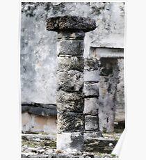 Ancient Piller Poster