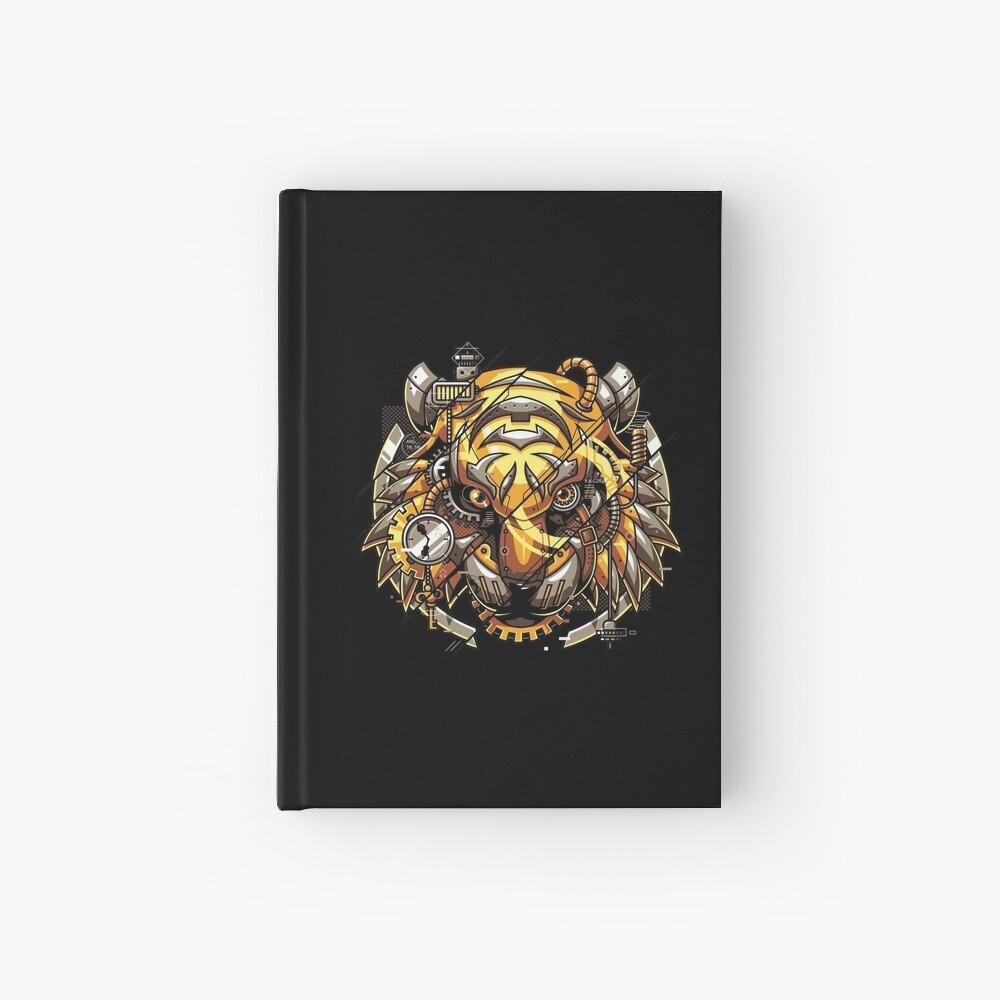 Digitalized Tiger Hardcover Journal