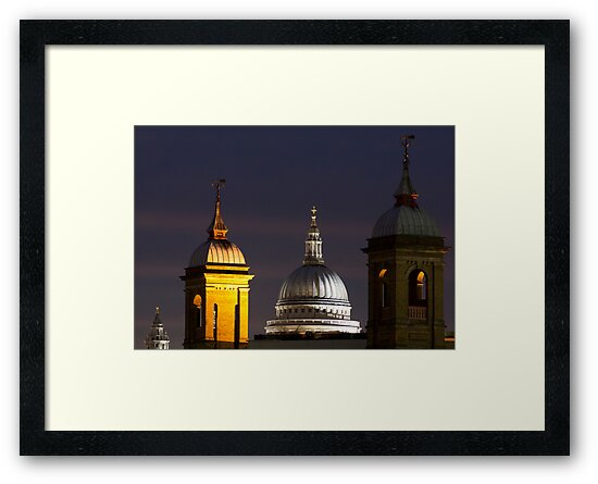 St pauls Dome by Dean Messenger