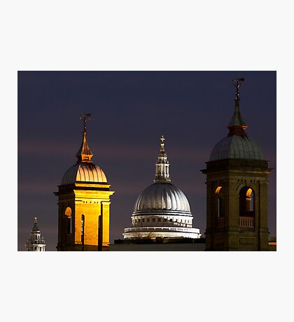 St pauls Dome Photographic Print