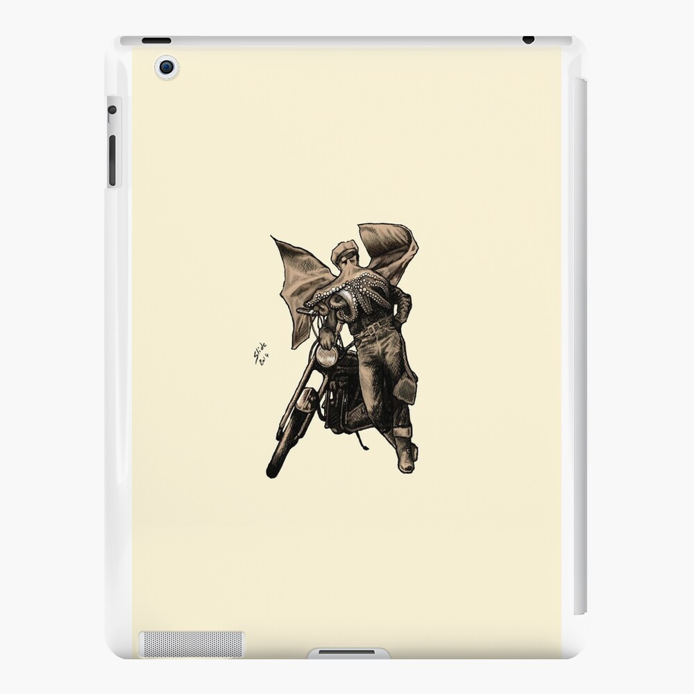 Cthulon Brando, 2014 iPad Cases & Skins