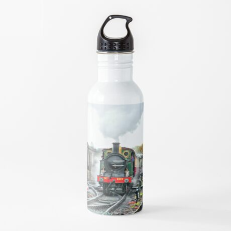 Engine 263 steaming Water Bottle