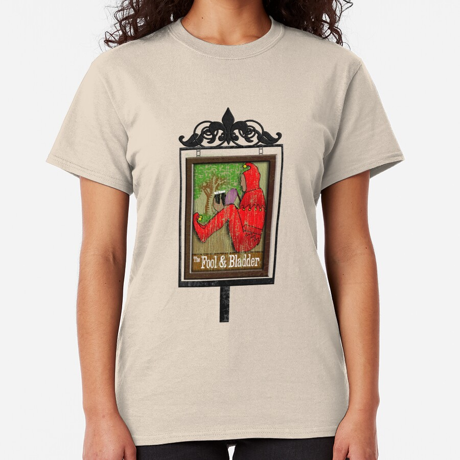 The Fool and Bladder Classic T-Shirt