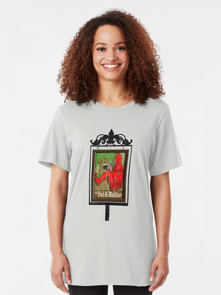 Alternate view of The Fool and Bladder Slim Fit T-Shirt