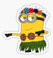 Hawai Minion ! Sticker