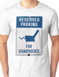 Reserved for Grandparents T-Shirt