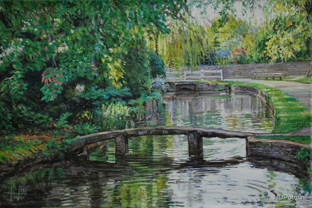 Stone Bridge by HDPotwin