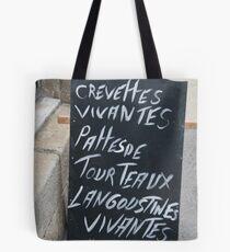 Long live the prawn Tote Bag