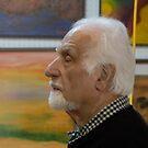 Artist Kris Tangri 3 by Klaus Bohn