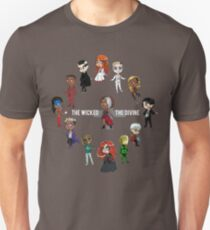 The Pantheon ver. 2 Unisex T-Shirt