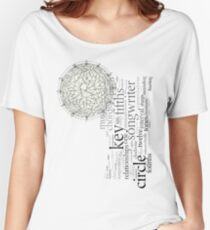 Circle Of Fifths Women's Relaxed Fit T-Shirt