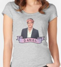 Daniel Sharman Women's Fitted Scoop T-Shirt