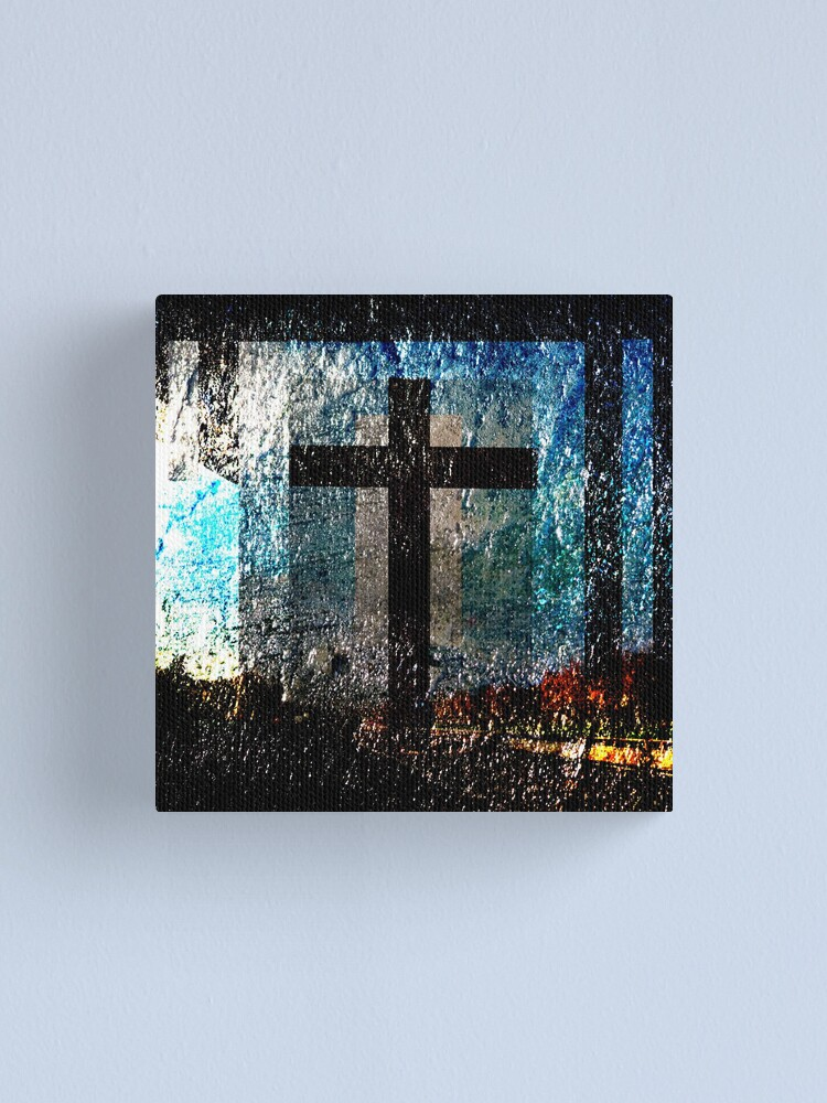 Alternate view of Crossroad Canvas Print