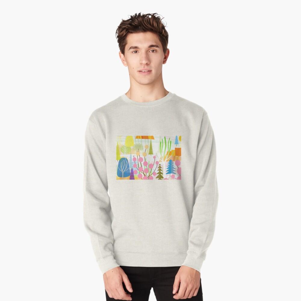 Fresh Day Pullover Sweatshirt