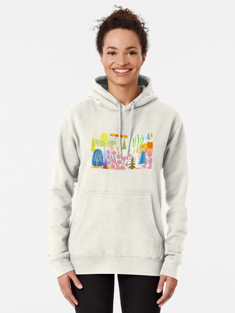 Alternate view of Fresh Day Pullover Hoodie