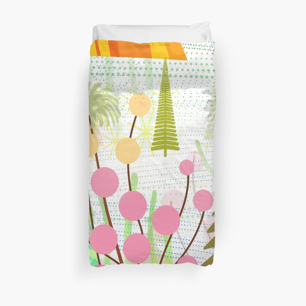 Fresh Day Duvet Cover