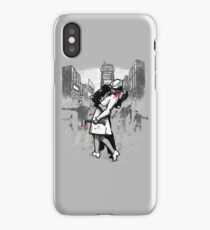 Z Day Zombies iPhone Case
